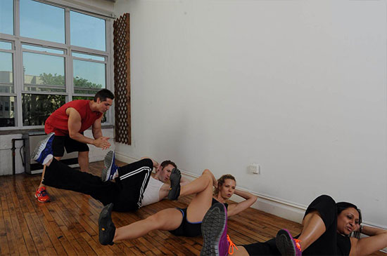 Chicago Fitness Boot Camp