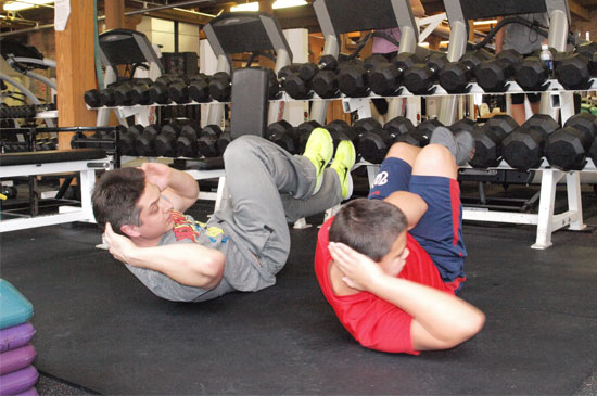 Chicago Youth Fitness Training
